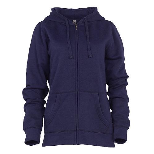 82192 W Benchmark Full Zip Spirit Hood
