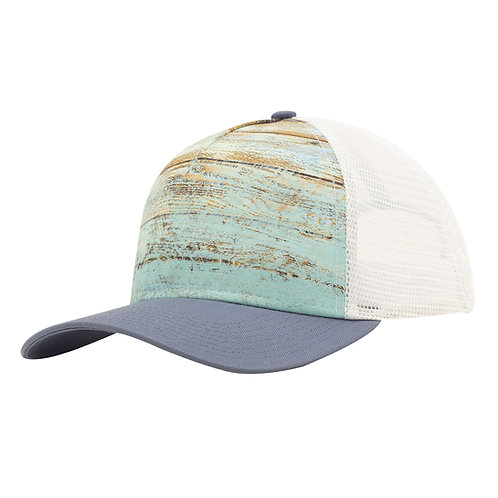51374 Reclaimed Wood Sublimated Cap