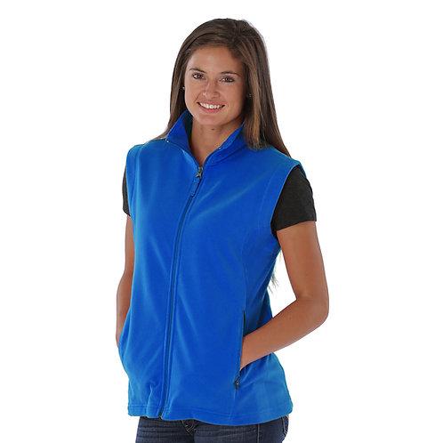 83014 W  Micro fleece Vest