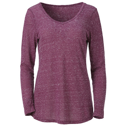 84014 W Bliss LS V-Neck
