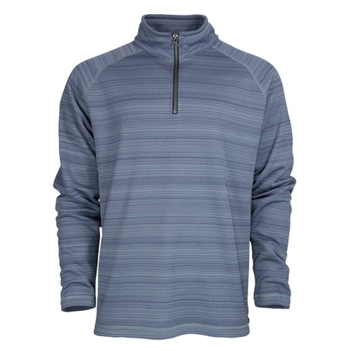 Large Graphite Ouray Sportswear NCAA Mens Benchmark 1//4 Zip Colorado State Rams