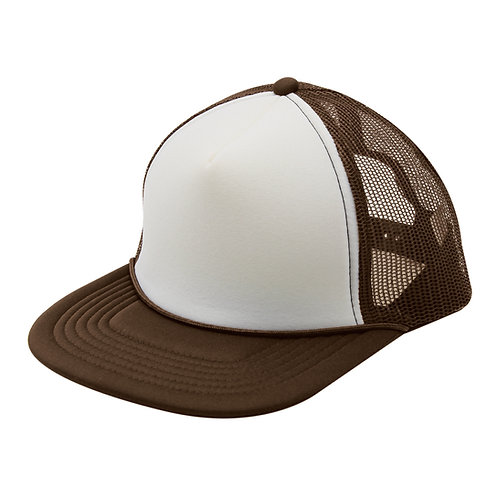 51234 Foam Front Mesh Back Trucker