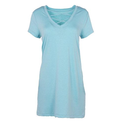 82154 W Criss Cross Dress