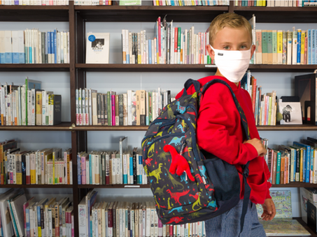 5 Tips to Help Kids Navigate Masks