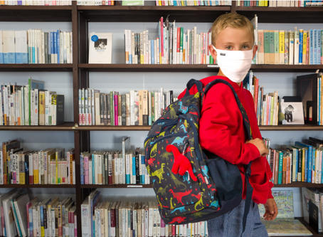 5 Tips to Help Kids Navigate Masks