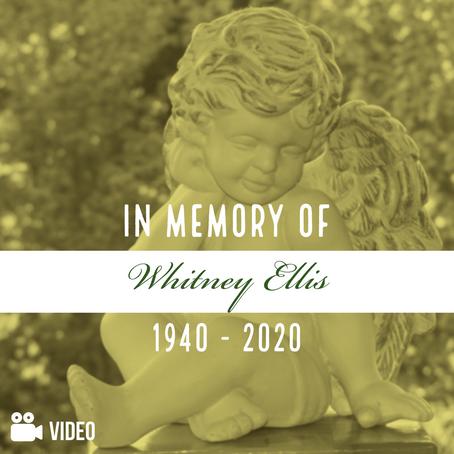 In loving memory!