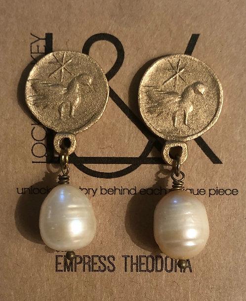 Empress Theodora Earrings
