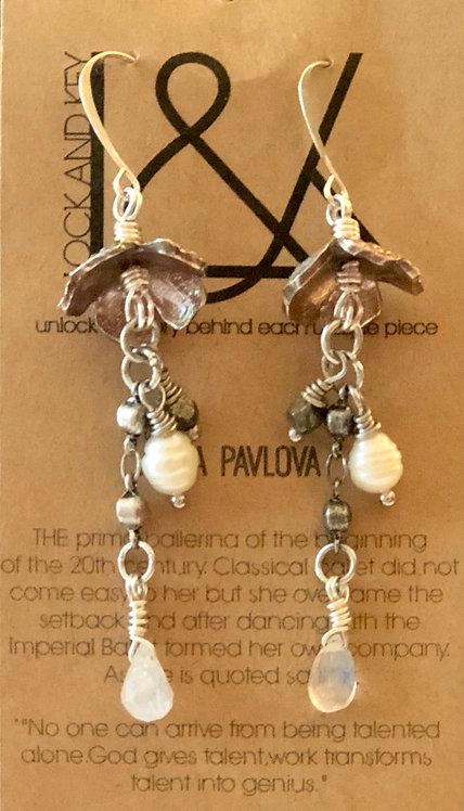 Prime Ballerina Earrings