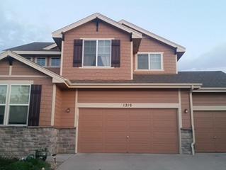 A Home in Erie, CO Gets a Total Color Change After An Exterior Paint Job