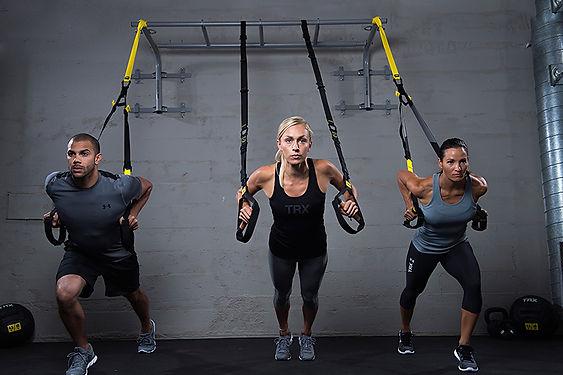 Joules Fitness - TRX Schlingentraining