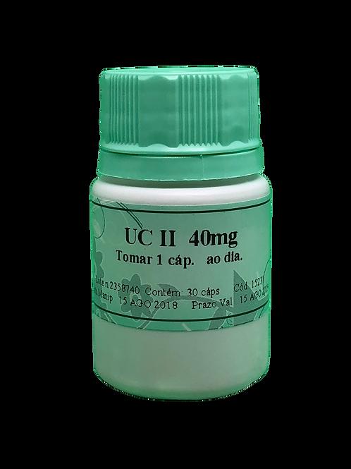 UC-II (Colágeno Tipo-II) 30Caps X 40mg