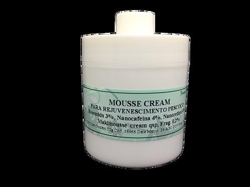 Mousse Cream para Rejuvenescimento do Colo e Pescoço