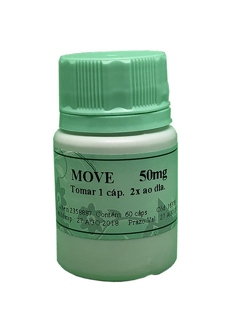 MOVE   50mg- 60caps