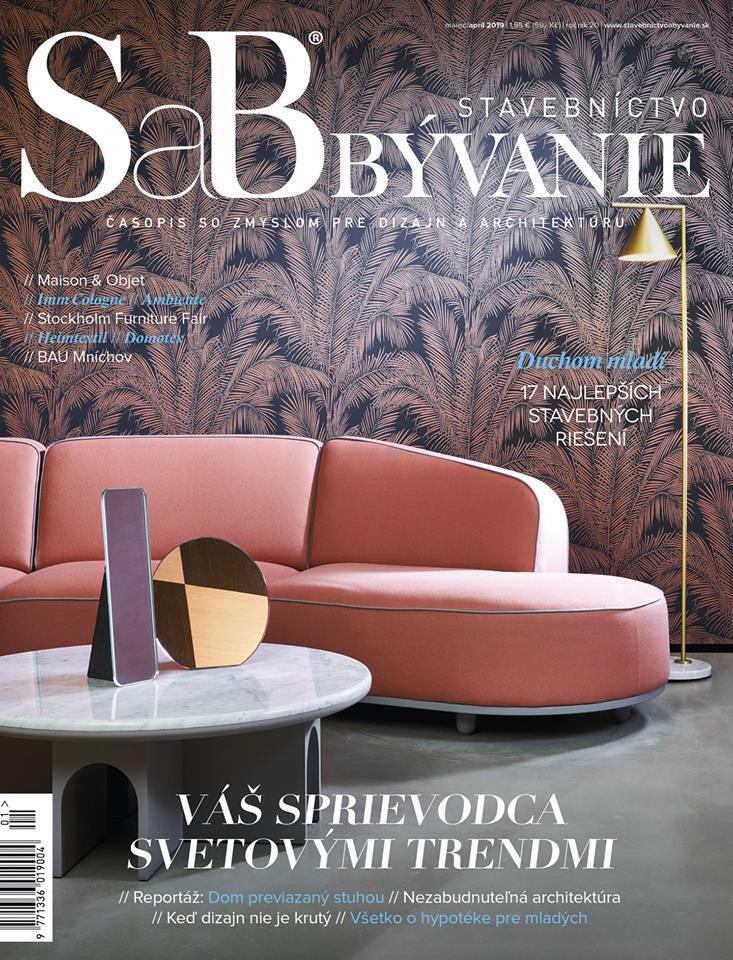 Časopis SaB - Stavebníctvo a bývanie