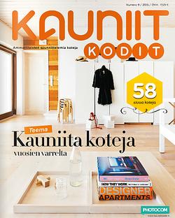 N°58   Kauniit Kodit