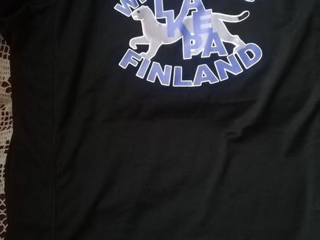 Tekninen T- paita M- koko