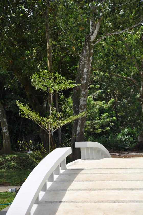 Come Visit Almond Garden