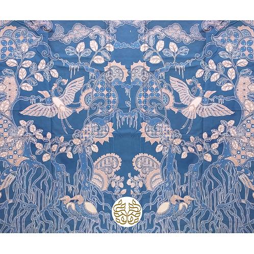 Batik Mangrove - Batik Kombinasi