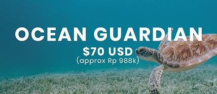 Ocean Guardian Patreon Package