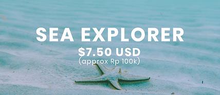 Sea explorer patreon package