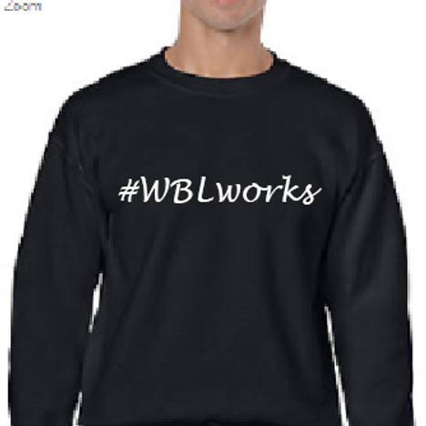 #WBLworks Crew Neck Sweatshirt