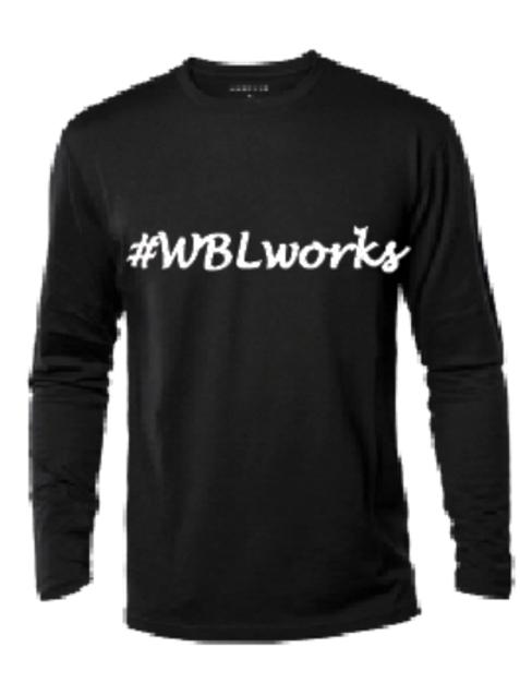 #WBLworks Long Sleeve Tee