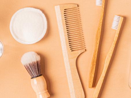 Ideias para rotinas de beleza e higiene pessoal sem plástico