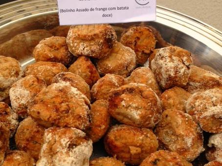 Receita: 'marombinha',  o bolinho assado de batata-doce