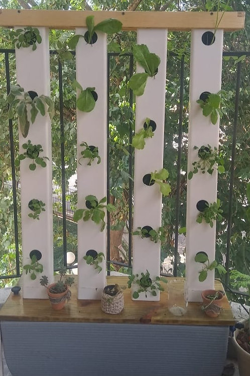Minha Horta - cultivo vertical portátil