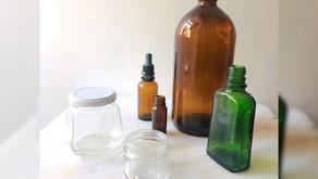 Como esterilizar embalagens de vidro para reutilizar em casa