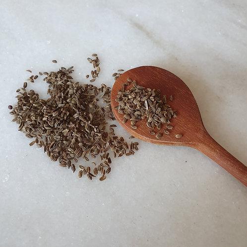 Sementes de cenoura para microgreens