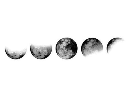 A energia da lua: uma guia para usar cada fase a nosso favor