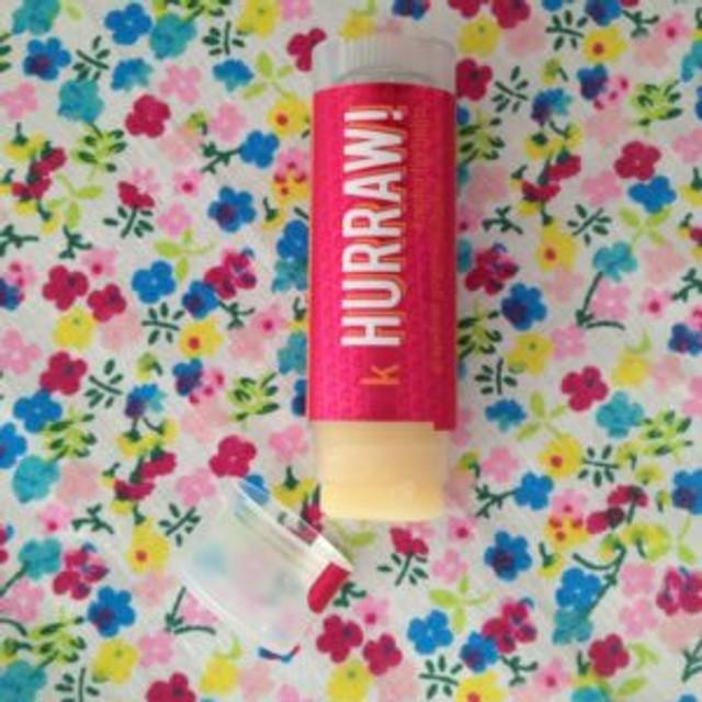 hurraw lip blam vegano natural