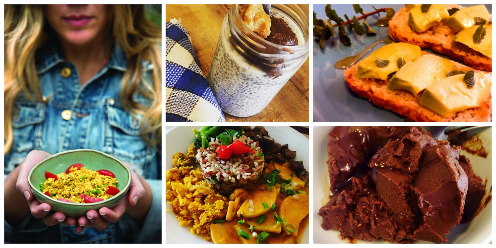 Diário da Alana: ingredientes frescos, estratégias para não gastar muito, sabor e bia apresentação (Fotos: divulgação e reprodução)
