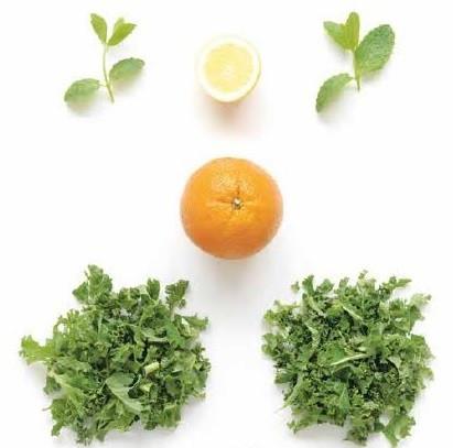 vitamina suco verde alcalinizante