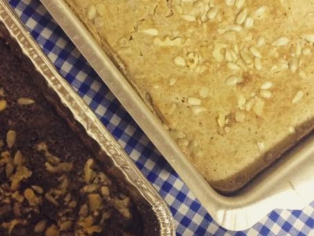 Pão de sementes no liquidificador (sem glúten e lactose)