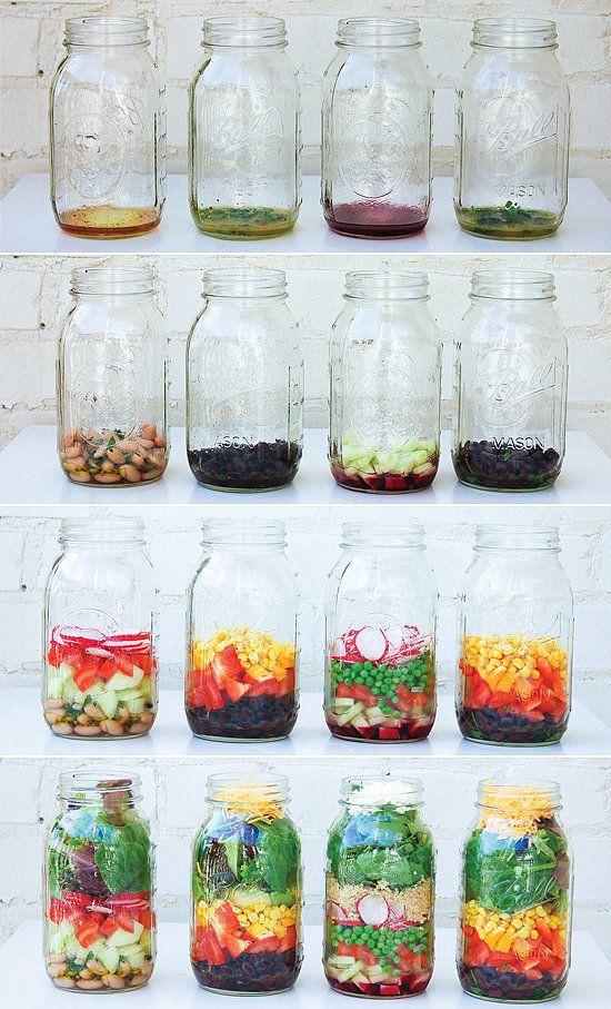 ideias e mais ideias (Foto: Pinterest)