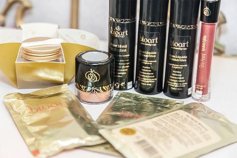 Base nutritiva e gloss à base de extrato de beterraba são destaques