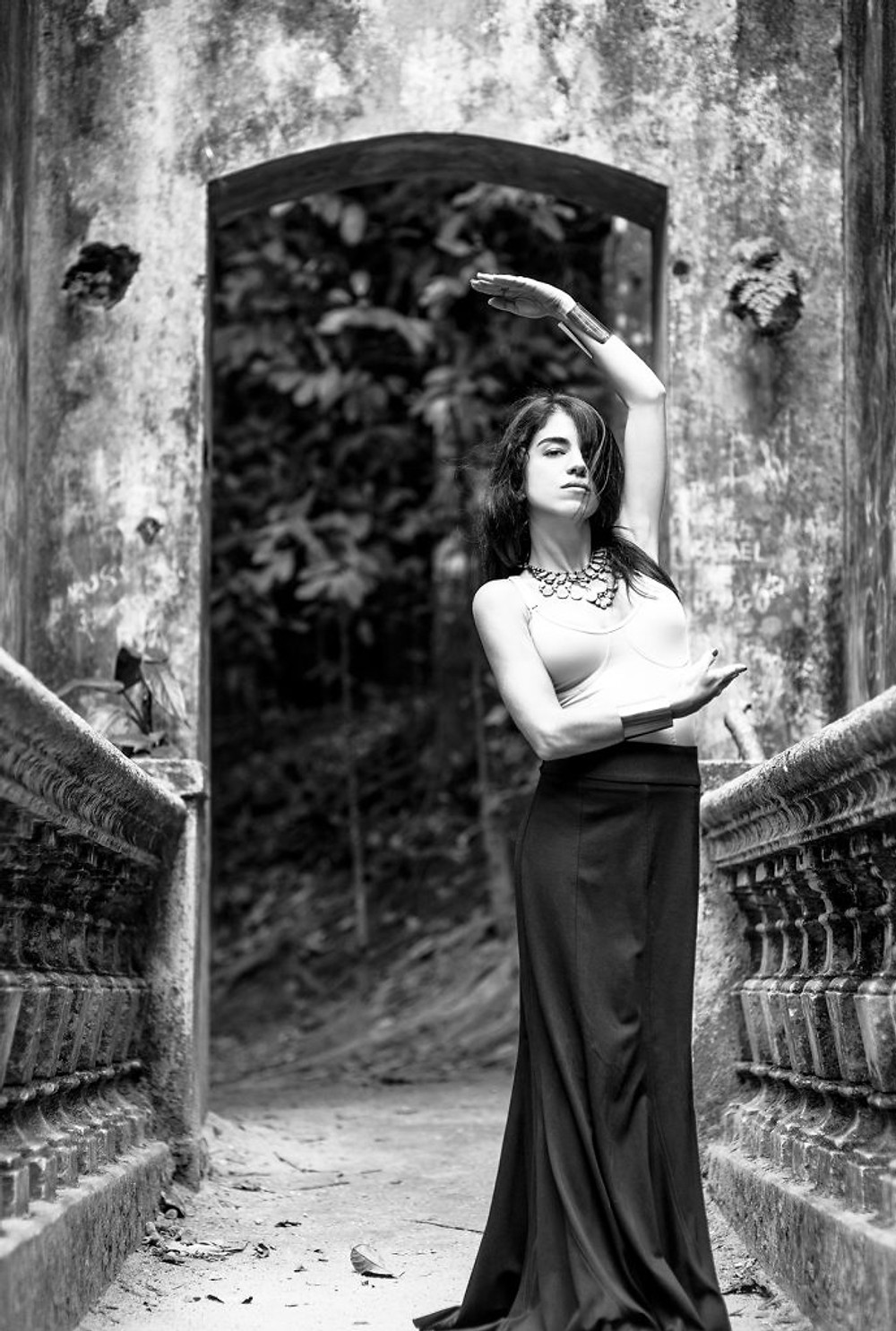 Maína Mello (Foto: Tatiana Guinle)