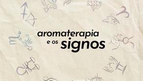 Aromaterapia astrologica: óleos essenciais para cada signo