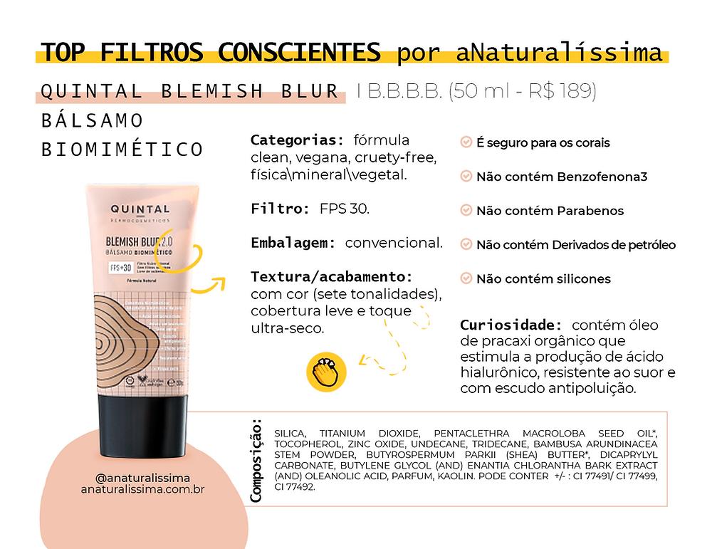 Protetor solar clean beauty - Quintal Cosméticos