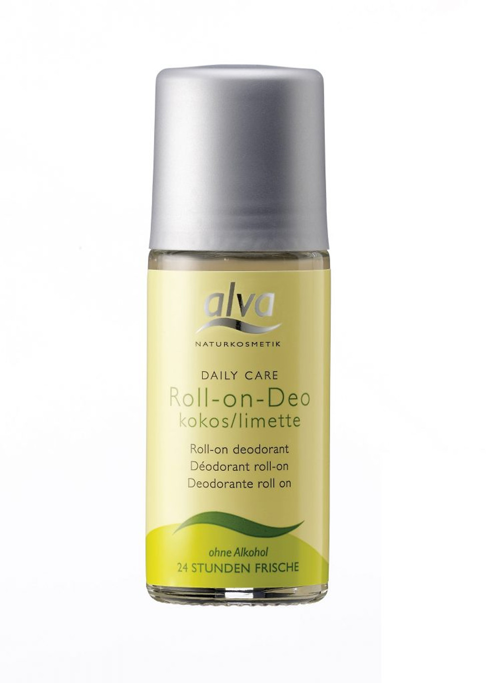 Desodorante natural, orgânico e vegano!