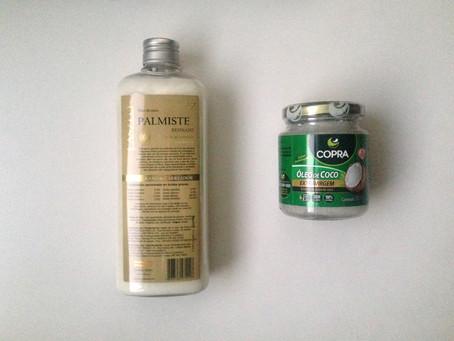 Umectação capilar: meu ritual noturno com óleo de coco