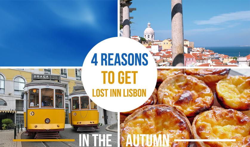 4 reasons to get Lost Inn Lisbon