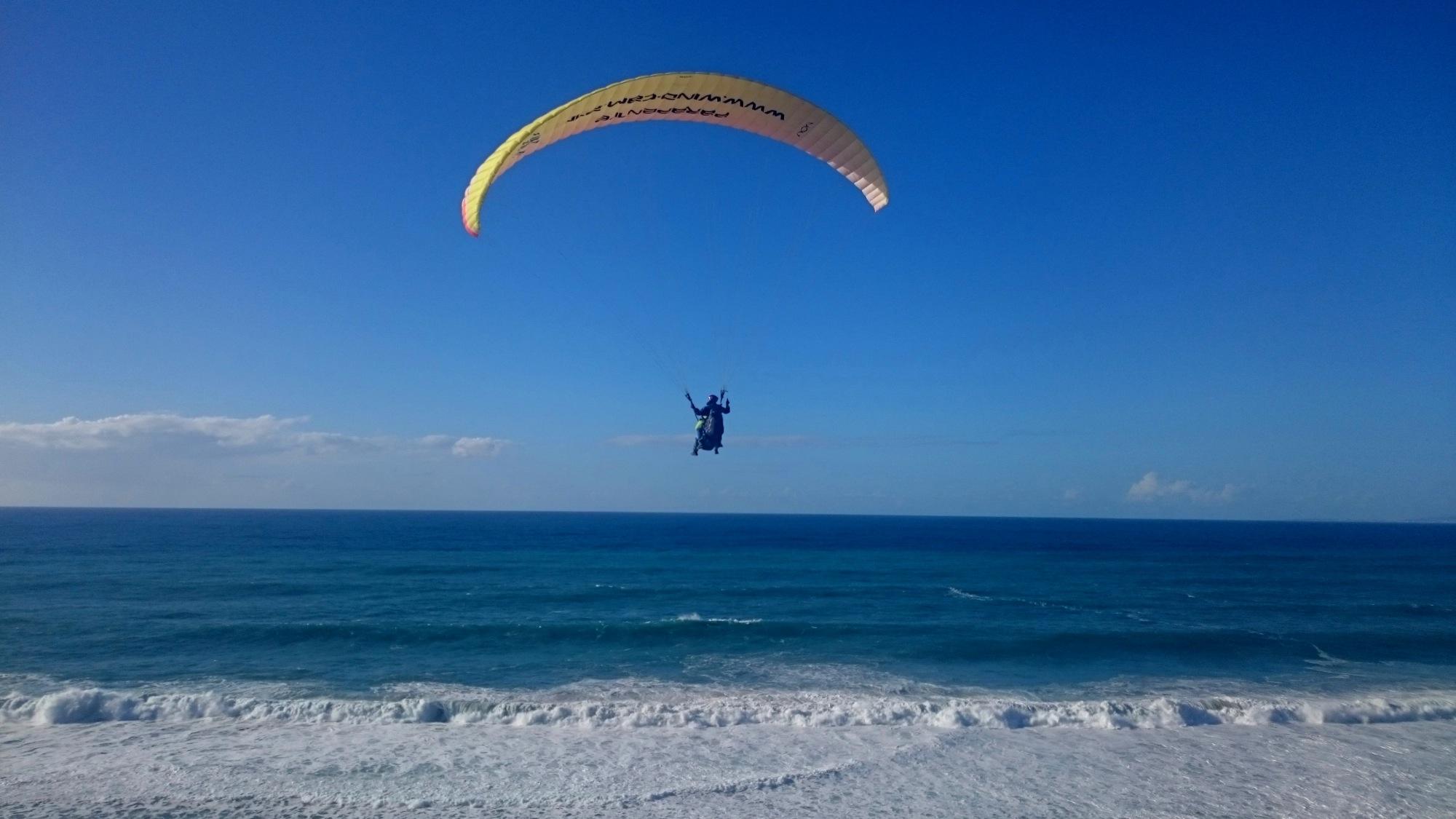 Paragliding event