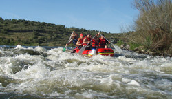 Rafting experiences
