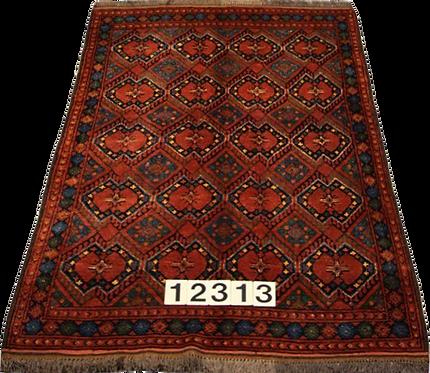 """Turkmen - 4'5"""" x 6'5"""""""