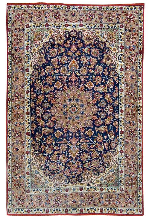 """Isfahan - 3'4"""" x 5'0"""""""