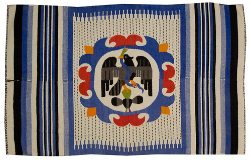 """Mexican Flag - 46"""" x 73"""""""