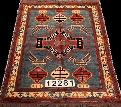 """Turkmen - 4'11"""" x 6'2"""""""